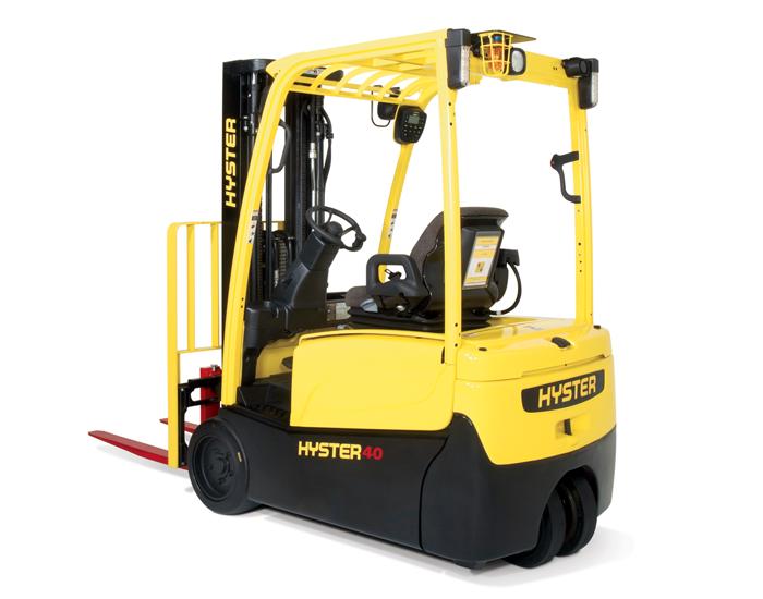 j30-40xnt Hyster Forklift
