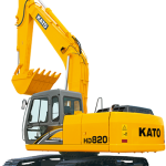 Excavator Kato HD820-R5
