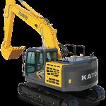 HD823MR-7 Kato Excavator