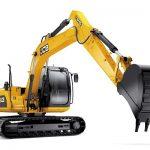 Excavator JS 130LC JCB
