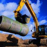 Excavator JS 200LC JCB