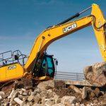Excavator JS 200SC JCB