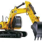 Excavator JS 240 LC JCB