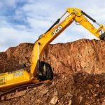 Excavator JS 300LC JCB