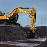 Excavator JS 330LC JCB