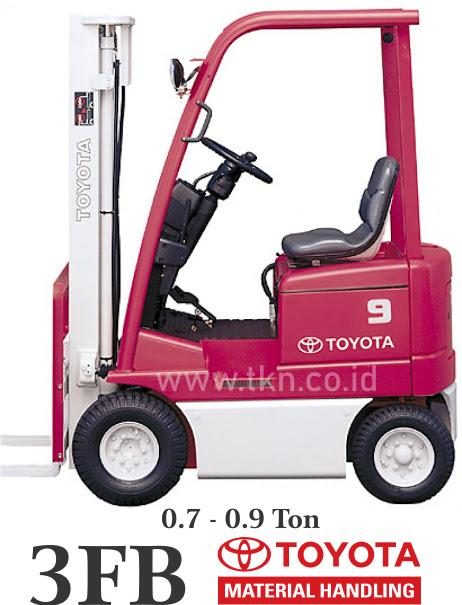 3FB Toyota Forklift